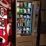 Down stairs 1st floor vending