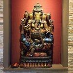 Ganesh, entryway