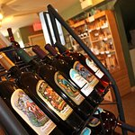 We sell several different kinds of mead(honey wine).