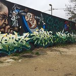 Street art 🖌 très bonne surprise ! À voir !!!!