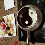 Another wonderful Fondue meal!