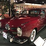 1950 Commander Starlight Coupe