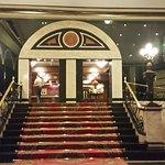 Escalinata de ingreso