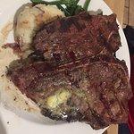 Gaelic steak was very good