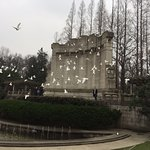 Zhongshanling Bandstand Foto