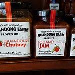 Wild Saffron more local produce