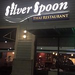 Silver Spoon is easy to spot in the Redmond Ridge Shopping Center.