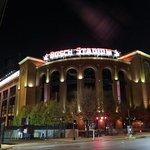Busch Stadium @ Night
