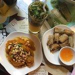 Photo de Minh Hien Vegetarian Restaurant