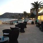 Magnifique hôtel à Calpe  Piscine à débord