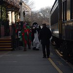 Essex Steam Train and Riverboat Foto