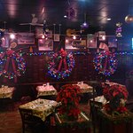 Lots of Decoration, not Many Diners ?