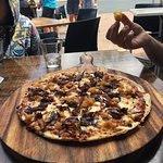 The best pizza I have ever had.