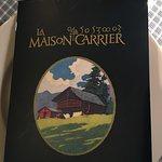 Foto de La Maison Carrier