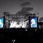 Elton John Concert in the park