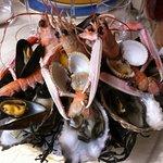 Assiette du pêcheur