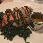 Trattoria Al Gusto. We had a great dining experience, will definitely be returning.