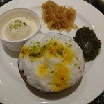 Desserts at The Pavilion, ITC Maurya