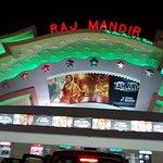 Raj Mandir screeing Kahani-2