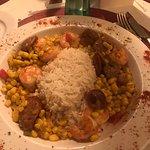 Shrimp Corn Maque Choux