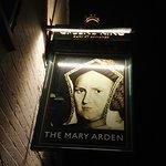 Bild från The Mary Arden Inn