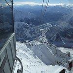 Foto di Punta Helbronner - Funivie Monte Bianco