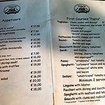 Le Mani in Pasta menu