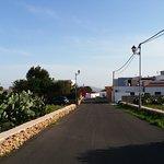Straße vor Anlage