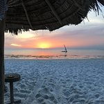 Pemba sunset