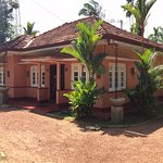 Kleine Villa Foto