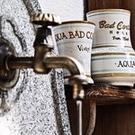Hotel Aqua Bad Cortina Foto