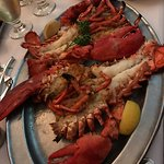 Double lobster for one