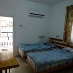 Our ample bedroom