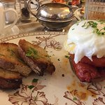 Amazing brunch at The Waiting Room