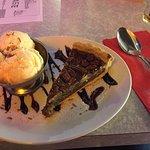 Pecan Pie w/ Ice Cream