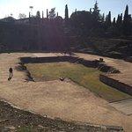 Anfiteatro Romano de Merida Foto