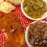 Chicken Breast, Green Beans & Butter Beans