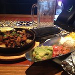 Pork Carnita Fajitas And Sides