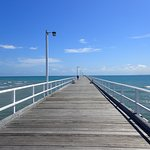 Urangan Pier nearby (2m walk along the beach or road from the hotel)