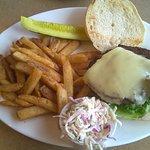 Classic Cheeseburger
