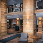 Newly Renovated and Expanded Lobby