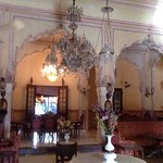 Foto di Naila Bagh Palace