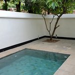 Our private pool @Heritage Madurai