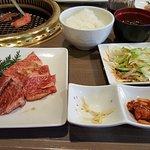 Photo de Warabi Senzankaku Grilled Beef