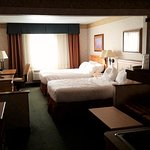 Holiday Inn Express & Suites Raton Foto
