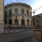 Photo of The Norwegian Parliament