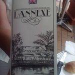 L'Annexe English menu