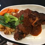Lamb Shanks with Veggies
