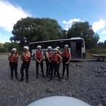 Photo de Mohaka Rafting