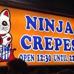 Ninja Crepes Foto